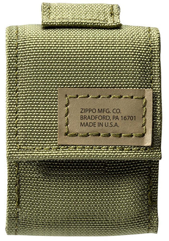 Front shot of OD Green Tactical Pouch