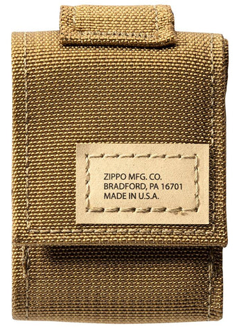 Front of Coyote Tactical Pouch