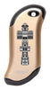 Front of Totem Pole: Champagne HeatBank® 9s Rechargeable Hand Warmer
