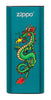 Front of Chinese Dragon: Blue HeatBank® 3-Hour Rechargeable Hand Warmer