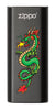 Front of Chinese Dragon: Black HeatBank® 3-Hour Rechargeable Hand Warmer