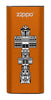 Front of Totem Pole: Orange HeatBank® 3-Hour Rechargeable Hand Warmer