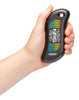 Black NRG: Chicago Huntsman HeatBank® 9s Rechargeable Hand Warmer in hand