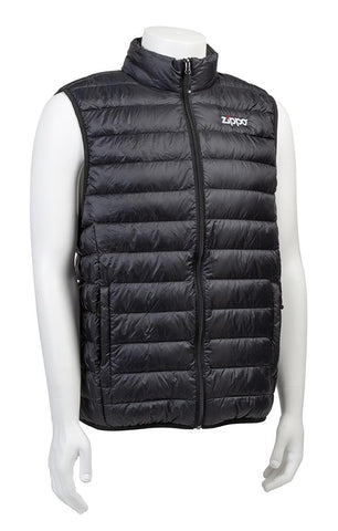 Zippo Men's Packable Down Vest