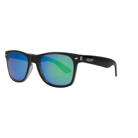 Green Multicoating Classic Sunglasses