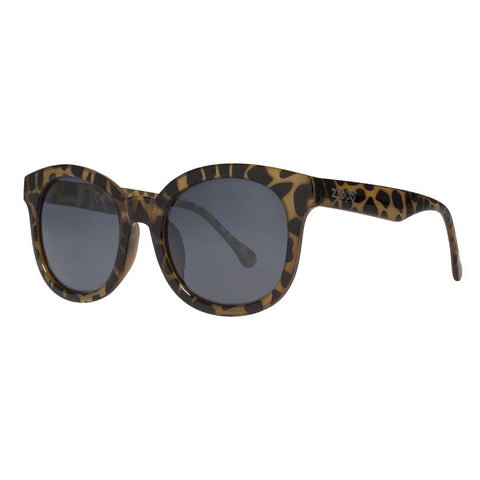 Leopard Print Cat Eye, Full Frame Sunglasses