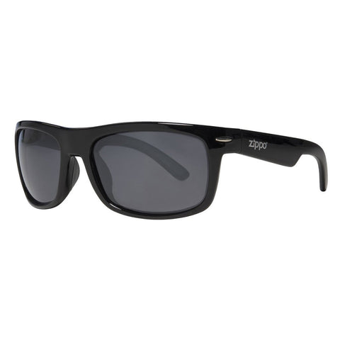 Classic Smoke Flash Lens Sunglasses