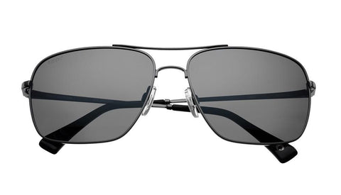 OG02-03, Black Pilot Sunglasses
