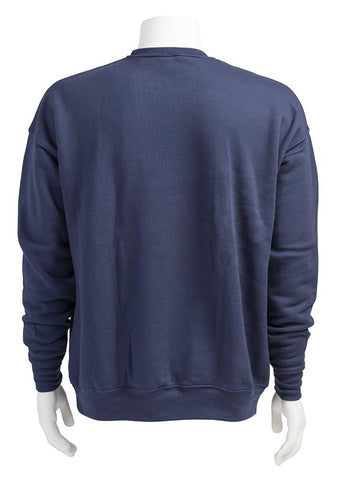 Crew Navy Fleece