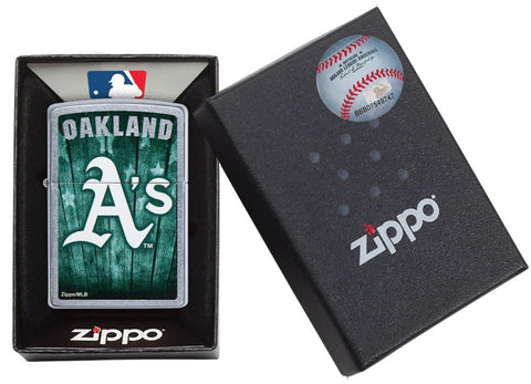 MLB™ Oakland Athletics ™ in its packaging
