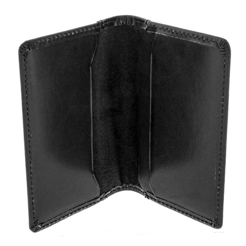 Leather Zippo Card Case