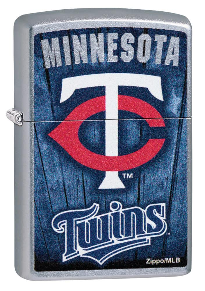 Front shot of MLB™ Minnesota Twins™ standing at a 3/4 angle