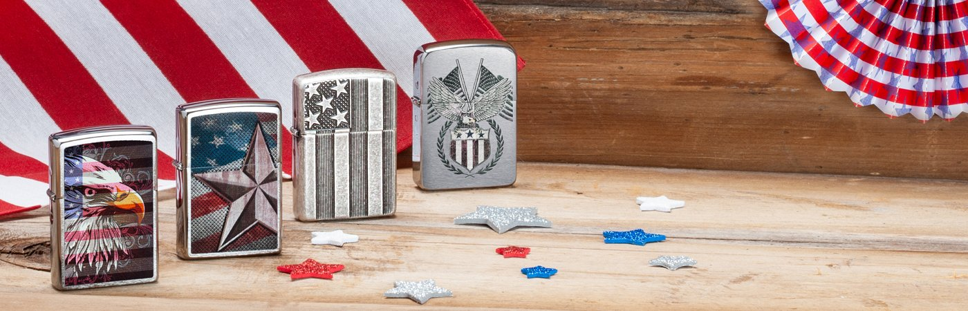Create your own lighter with memories from your favorite time of year.