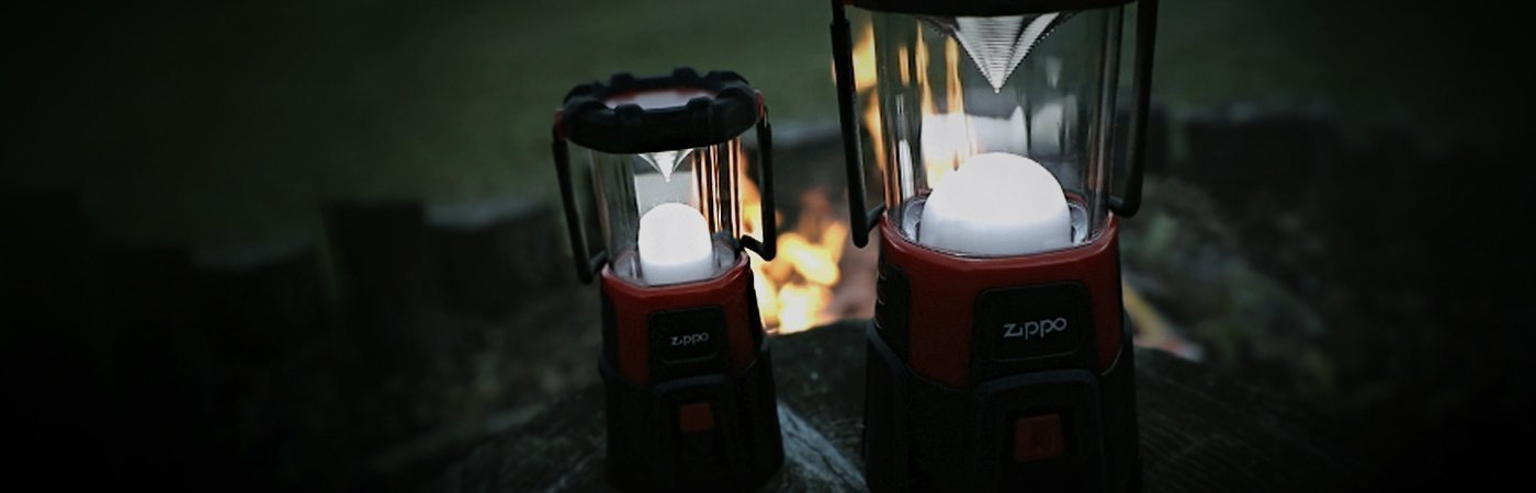 New Redesigned Rugged Lanterns™