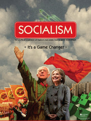 SOCIALISM: The Game – official poster