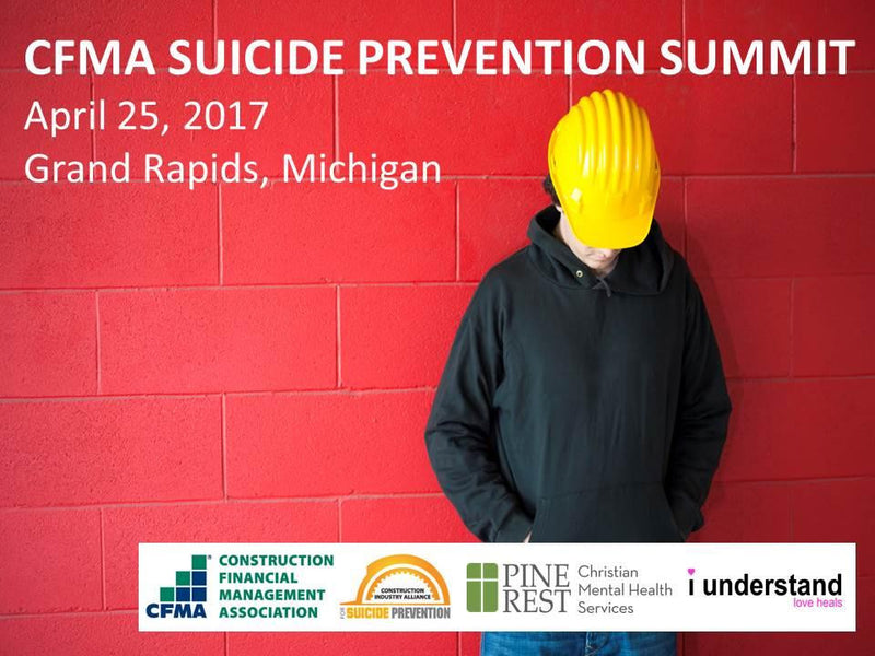 Construction Workers at Higher Risk for Suicide