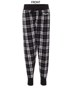 love heals  - Tailgate Jogger in Black & White