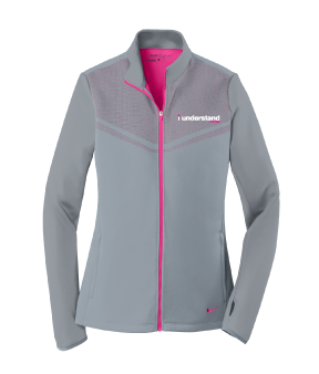 Women's Nike Golf Therma-FIT Hypervis Full-Zip Jacket