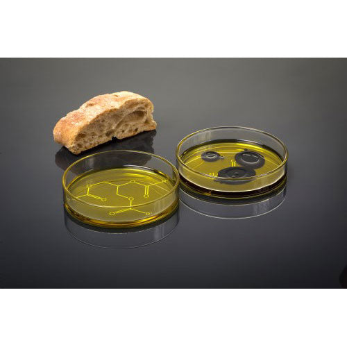 Science Petri Dish Dipping Bowl Set In Use