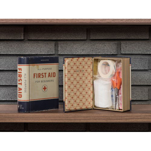 Pocket First Aid Kit Spread