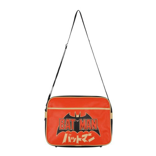 Batman Manga Shoulder Bag With Strap