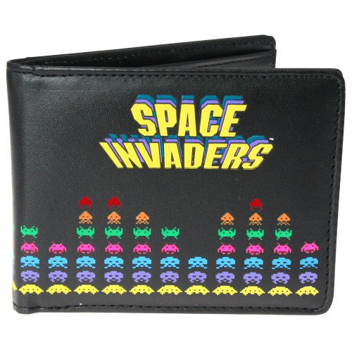 Space Invaders Wallet