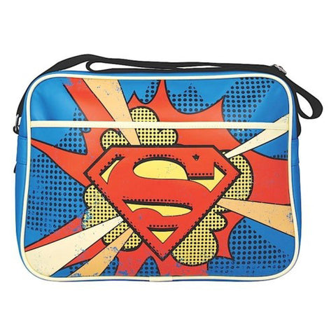 Superman Pop Art Shoulder Bag