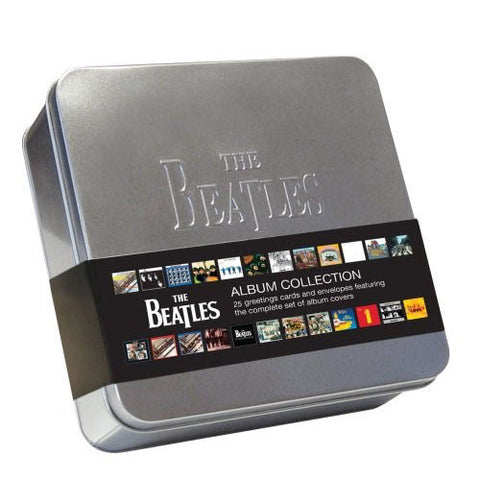 Beatles UK Albums Notecards Set