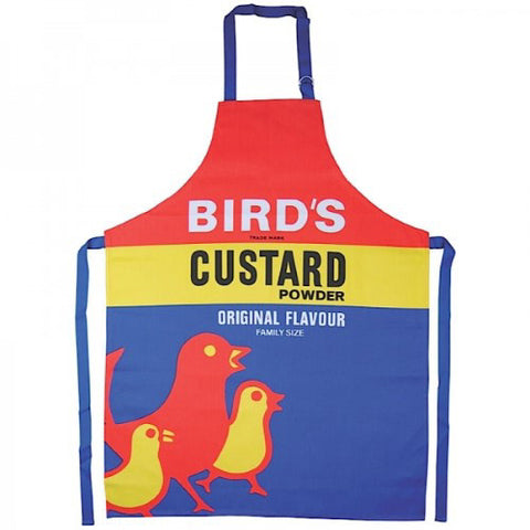 Bird's Custard Apron