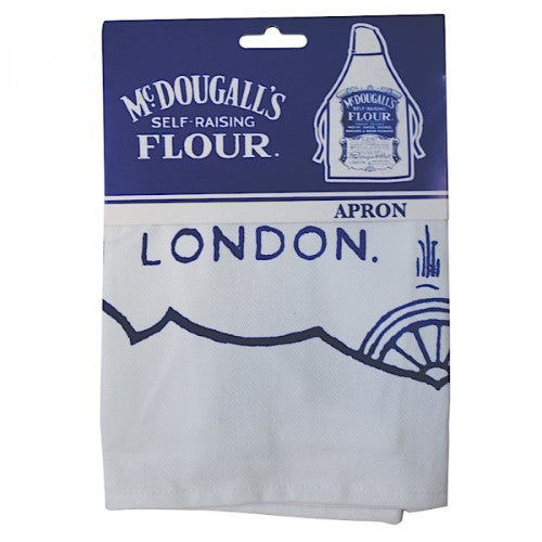 McDougall's Self-Raising Flour Apron Packaging