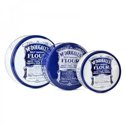 McDougall's Self Raising Flour Cake Tins Set