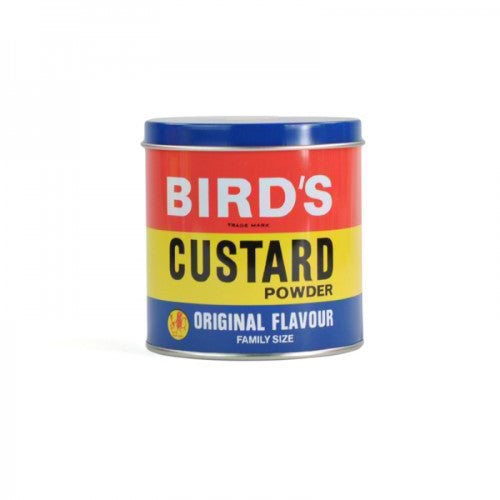Bird's Custard Tin