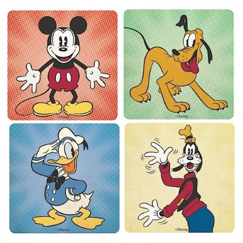 Mickey And Friends Coasters Set