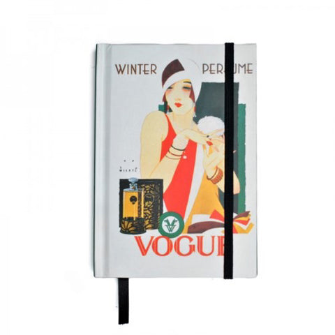 Vogue Perfume Notebook