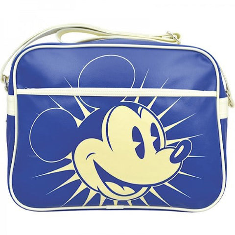 Mickey Mouse Shoulder Bag (Blue)
