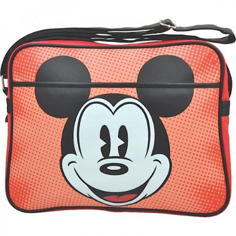 Mickey Mouse Shoulder Bag (Red)