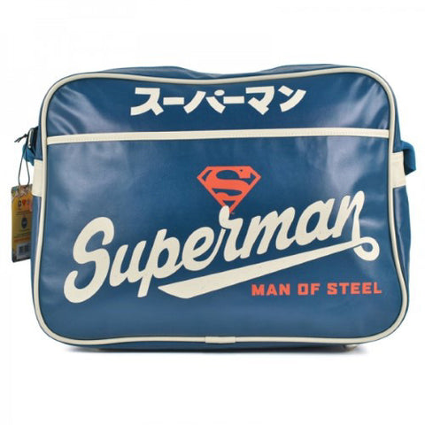 Superman Manga Shoulder Bag