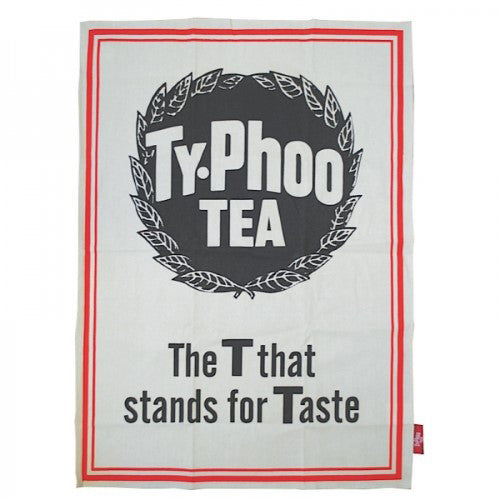 Typhoo Tea Tea Towel