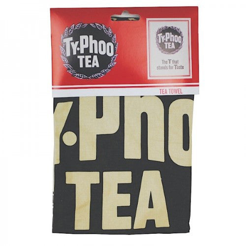 Typhoo Tea Tea Towel Packaging