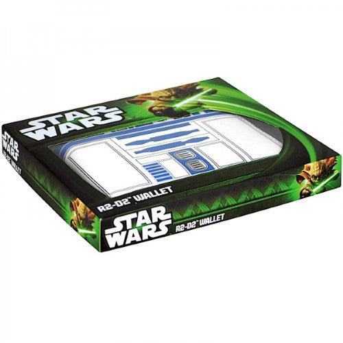 Star Wars R2-D2 Wallet Box