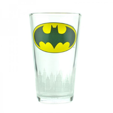 Batman Skyline Glass