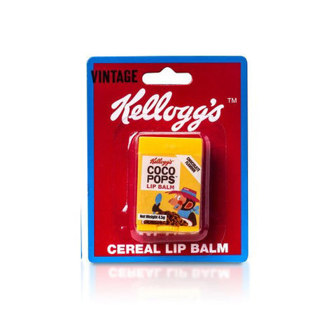 Kellogg's Coco Pops Box Lip Gloss Packaging
