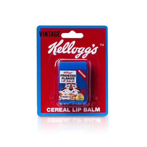Kellogg's Frosted Flakes Box Lip Gloss (Frosties) Packaging