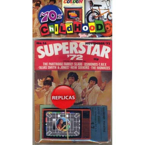 Childhood Memorabilia Pack (1970s)