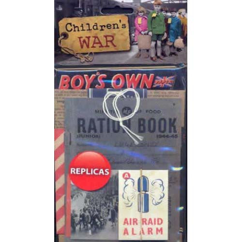 Children's War Memorabilia Pack (1940s)