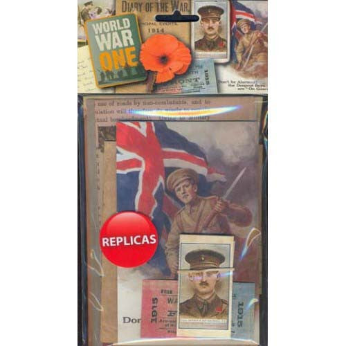 World War 1 Memorabilia Pack (1910s)