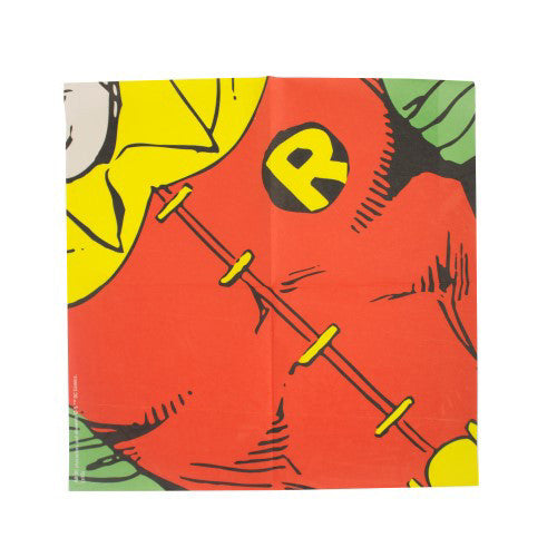 DC Comics Dress Up Napkins Robin