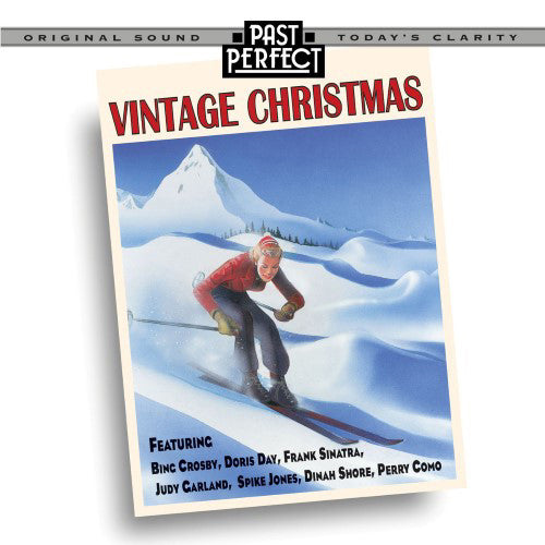 Vintage Christmas - Best Songs From the 1920s 1930s & 1940s CD