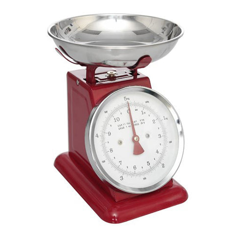 Analogue Dial Kitchen Scales