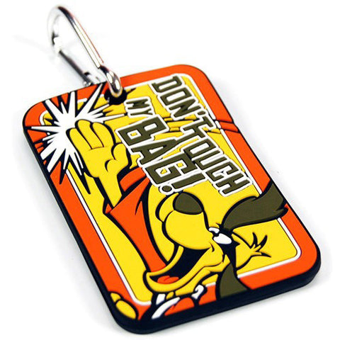 Hong Kong Phooey Flexible Luggage Tag